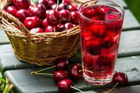 сок от череши срещу мускулна треска