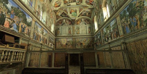 Сикстинската капела