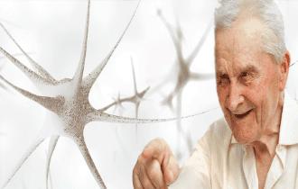 човек, болен от Алцхаймер