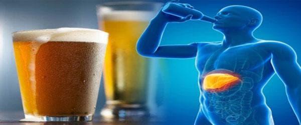 Алкохол и цироза
