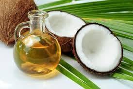 Кокосово масло и зехтин