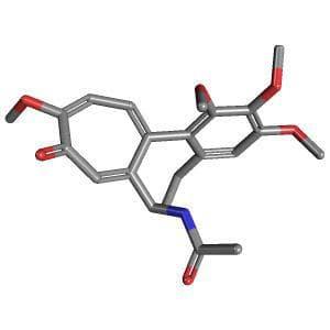 химична формула на колхицин