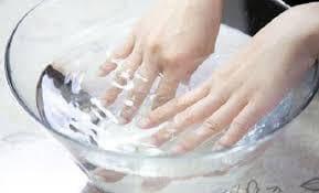 Хидротерапия за ръце