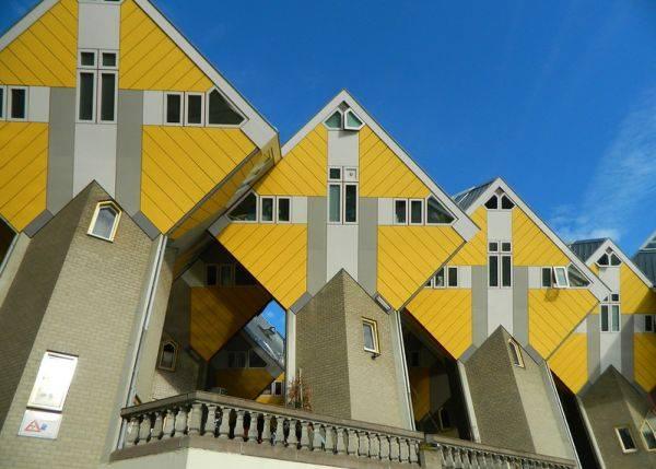 кубичните къщи