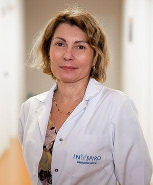 Д-р Рада Прокопова, кардиолог