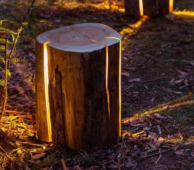 Лампа от дънер