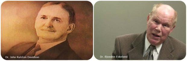 Д-р Дейвидсън и д-р Ескеланд