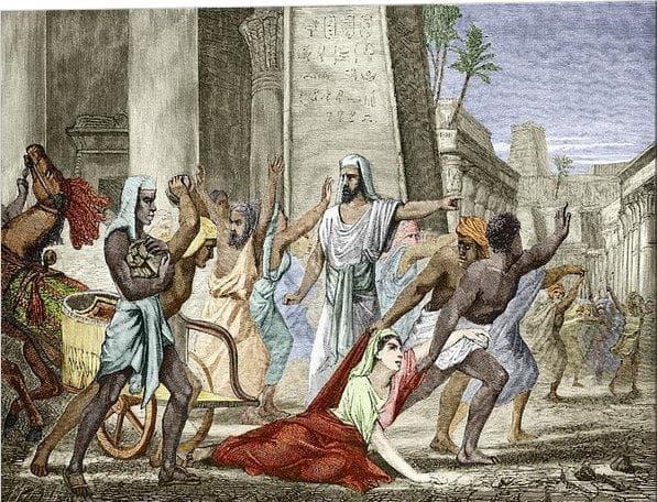 Екзекуцията на Хипатия