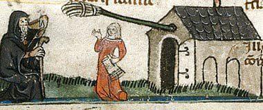 Средновековно изображение на