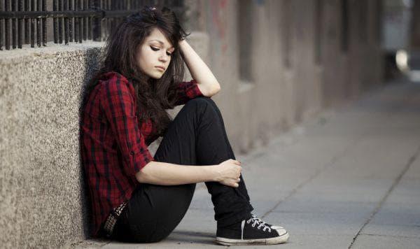 тийнейджър, депресия