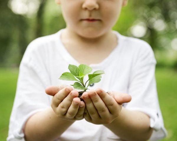 Дете описва своята природа