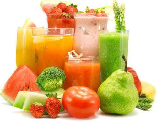 плодови и зеленчукови сокове