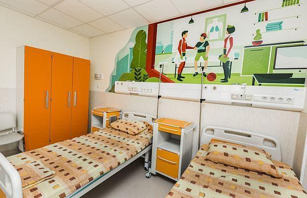 детска стая в Пирогов