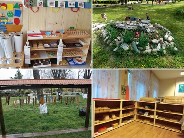 Детска градина Буратино - Пловдив