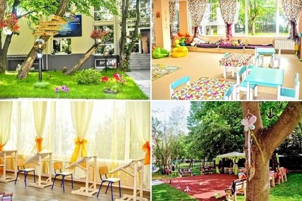 Детска арт градина и ясла Щастливи деца - София