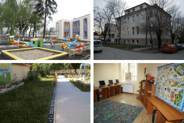 Детска градина № 85 Родина, гр. София