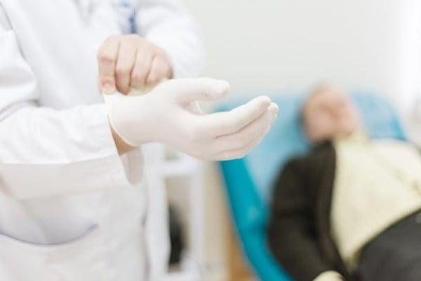 Диагностициране на простатна хиперплазия: ректално туше