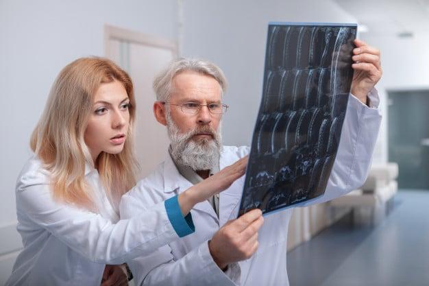 Диагностика на споддилоза с радикулопатия