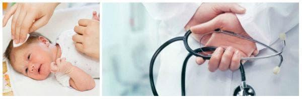 Диагноза и диференциална диагноза при кистозна фиброза