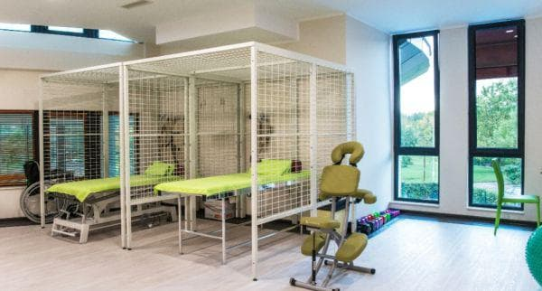 стая за физиотерапия