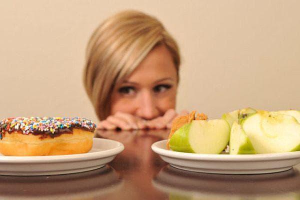 жена на диета