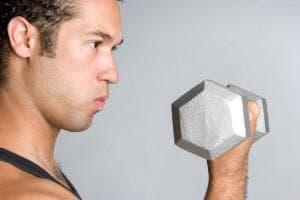 Дишане силова тренировка