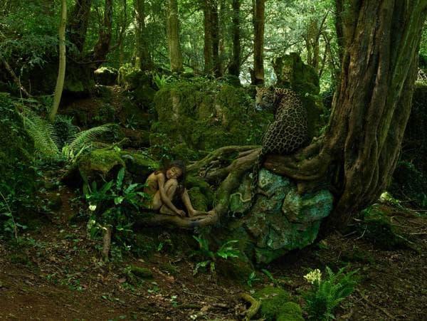 Момчето леопард