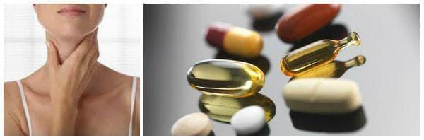 Добавки за здрава щитовидна жлеза: витамини от група В, минерали
