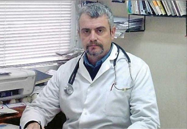 Доктор Георги Миндов