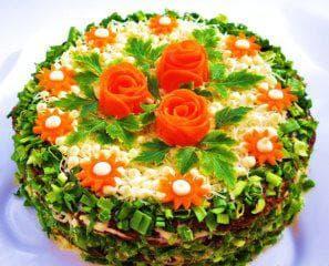доматена торта