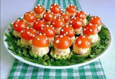 доматени гъбки