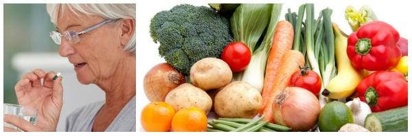Допълнителни мерки и диета при подагра