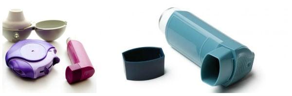 Дозирани и прахови инхалатори (тип помпичка)