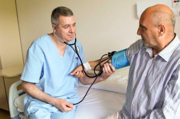 д-р Ленко Михов, кардиолог