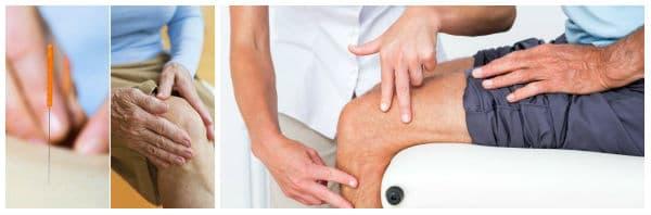 Други методи за лечение при остеоартроза