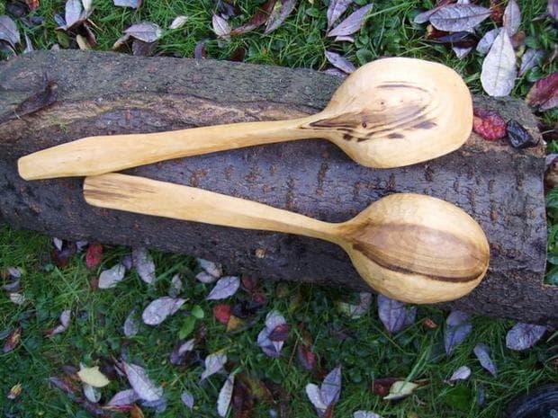 изделия от дървесина на трънка
