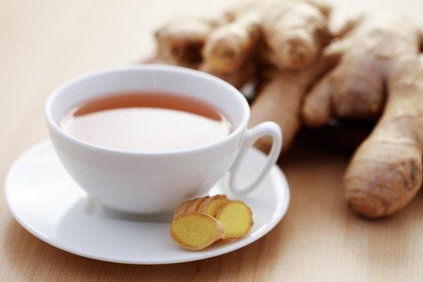 Динджифил чай