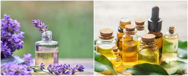 Ефекти на ваните с лечебни растения, билки и етерични масла