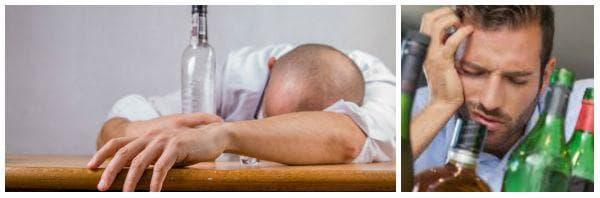 Ефективно лечение на махмурлук: консумация на алкохол с мярка