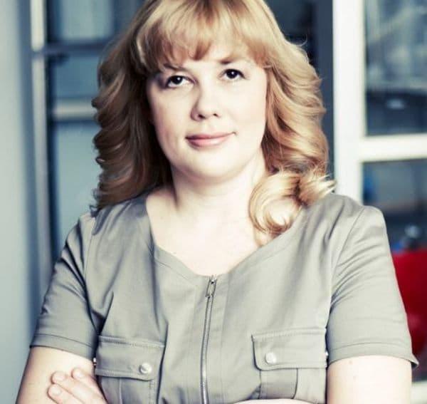 Екатерина Люкманова
