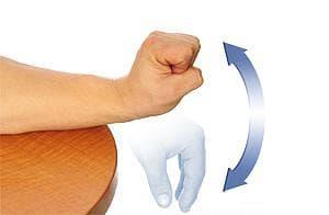 Повдигане на ръка