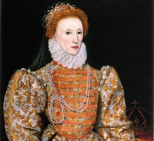 Елизабет I
