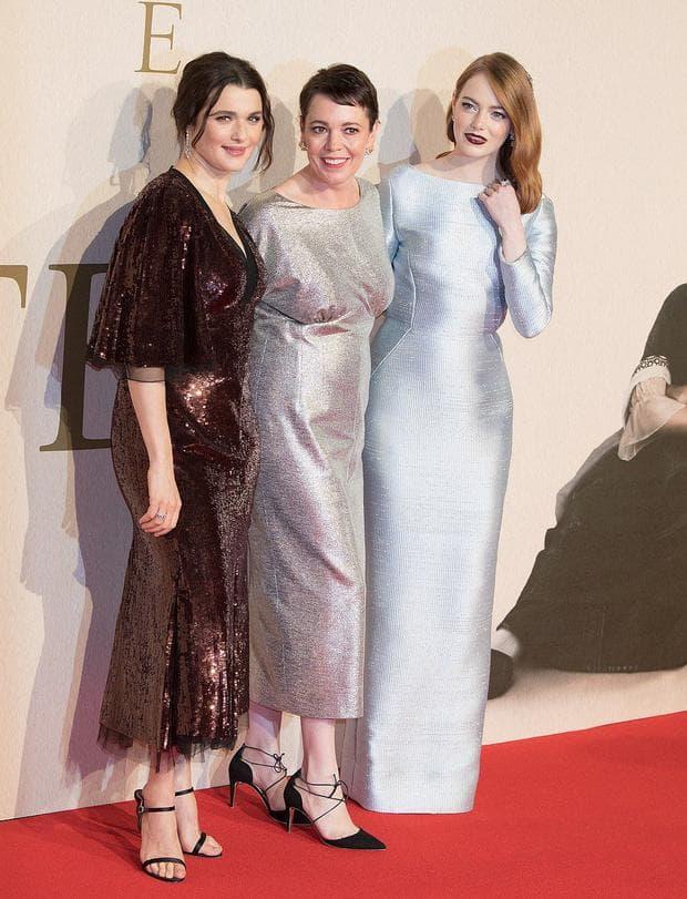 Трите актриси
