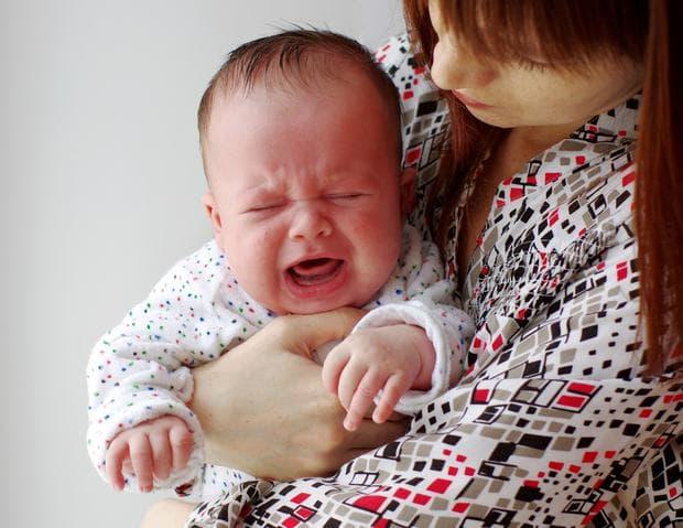 Емоционални моменти за майката и бебето