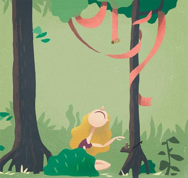 Бабуини и гора