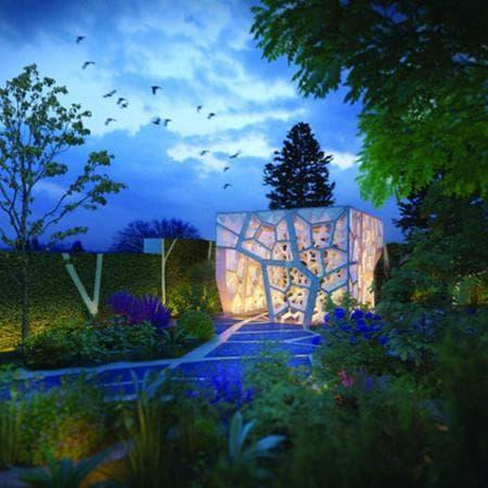 градината на Маркус Барнет