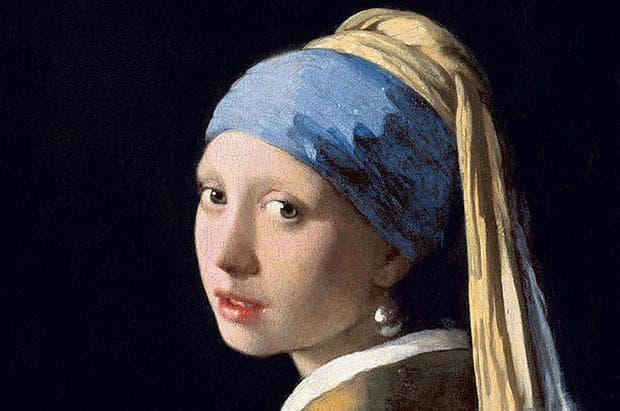 Момичето с перлената обеца