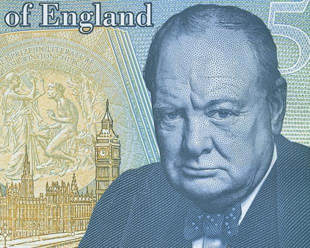 Уинстън Чърчил