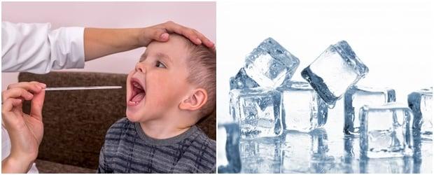Фактори, предразполагащи развитието на възпалено гърло при деца