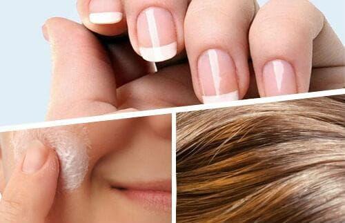 Фактори, които увреждат състоянието на косата, кожата и ноктите